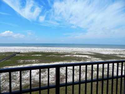 Photo for Owner Special Available: Gulf-Front Condo On The 5th Floor Of Holiday Isle