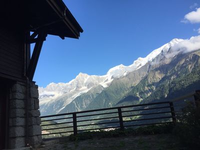Photo for Les Houches Chamonix valley