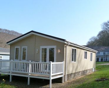 Photo for Lovely Lodge is the prefect base for a holiday in New Quay