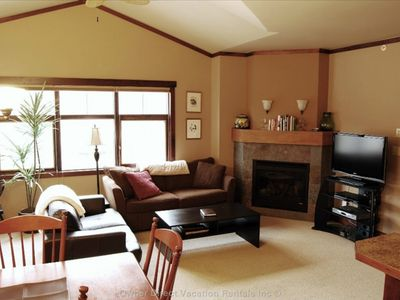 Photo for This rental property is located in beautiful Canmore, Alberta, Canada and we look forward to your inquiry and/or reservation.