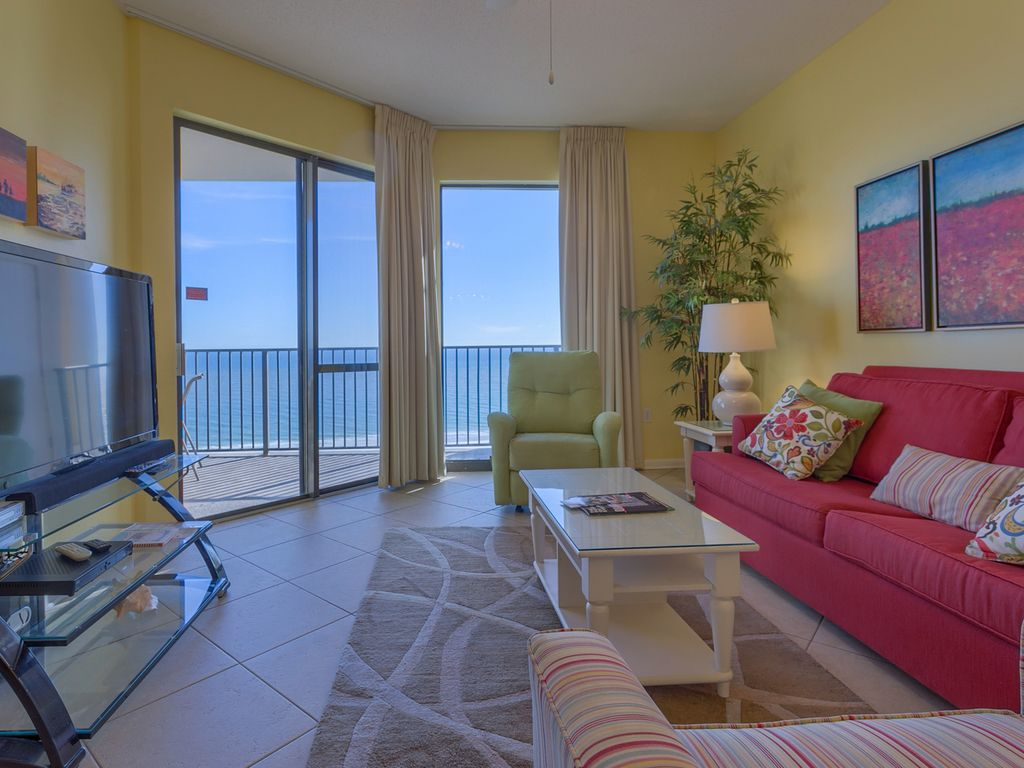 Phoenix Vii 1 71413 Orange Beach Gulf Front Vacation Condo Rental Meyer Vacation Rentals 2 Br