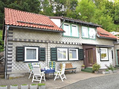 Photo for Large holiday home near Braunlage with wood stove and roof terrace