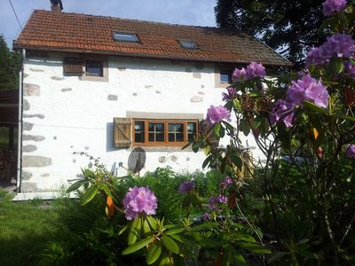 Photo for A mountain cottage Gerardmer quiet 3km Lake