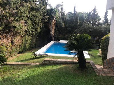 Photo for Villa with garden and private swimming pool