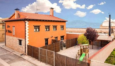 Photo for Rural apartment El Molino from 2 to 18 people