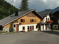 Great gite in a great location for cycling in the Alps.