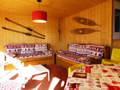Photo for 1BR Apartment Vacation Rental in L'ALPE D'HUEZ