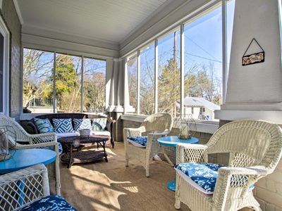 Photo for NEW! Historic Hendersonville Bungalow/Walk to Town