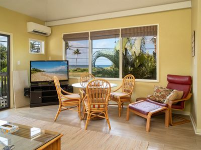 Photo for 2-Bedroom 45 Seconds From The Sand, Great Views, AC Every Room