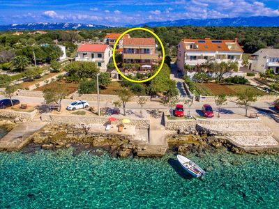 Photo for Apartments Ivan, (14672), Lun, island of Pag, Croatia