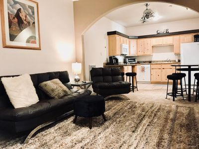 Photo for 2 Bedroom 2 Bath at Cedar Breaks Lodge!  Many Amenities!  Fun for Entire Family!