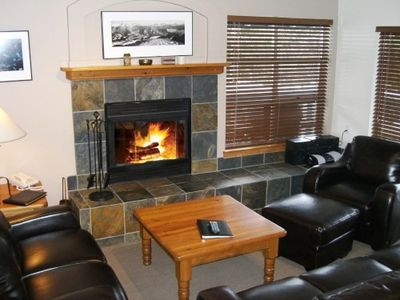 Photo for Forest Trails 16 - Large 3 bedroom, easy access to skiing, private garage