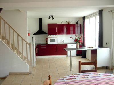 Photo for Spacious house in Saint-Caradec