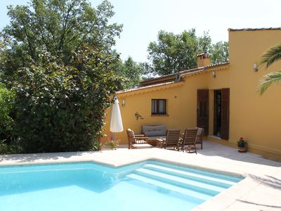 Photo for Beautiful Provencal Villa With Private Pool