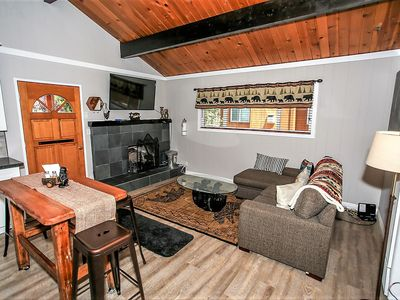 Photo for House 1.3 km from the center of Big Bear (1008656)