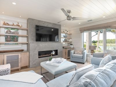 Photo for Waterfront Cottage in Kiawah Island walking distance to the Beach
