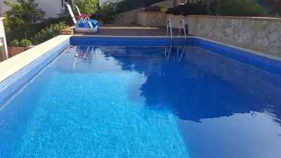 Photo for Club Villamar - Beautiful house with private pool, gym located in a quiet area