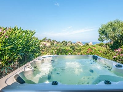 Photo for Apartment with pool in Costa Paradiso