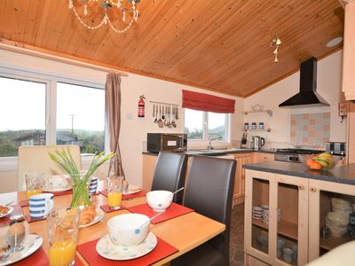 Photo for 3 bedroom Log Cabin in Polperro - 41222