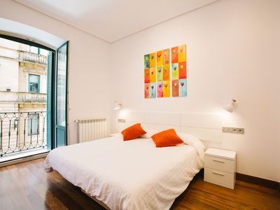 Photo for B Bella Easo A in San Marcial 28 - Apartment for 4 people in San Sebastián