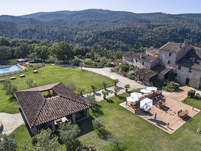 Photo for 14BR Villa Vacation Rental in Siena Area, Tuscany