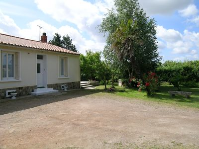Photo for Holiday house full foot in countryside near the ocean (10 kms)