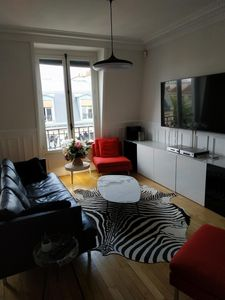 Photo for Beautiful 4 rooms with 3 bedrooms in PARIS 12