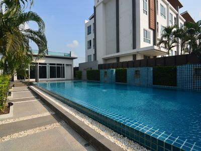 Photo for New room near Suvarnabhumi Airport&Paseo Mall with Pool and fitness!!