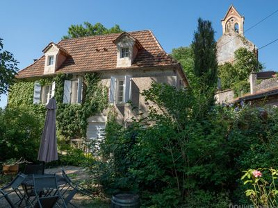 Photo for Ensemble Romantique, 17th century watermill and converted barn + private pool