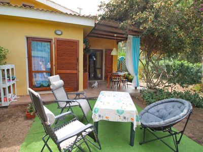 Photo for Vacation home Rebecca  in Valledoria, Sardinia - 6 persons, 2 bedrooms