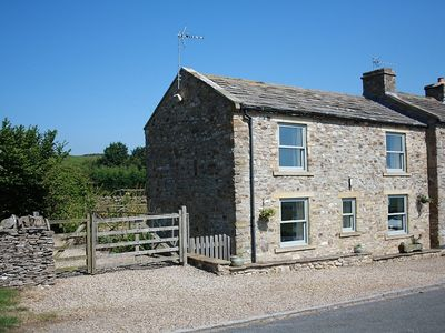 Photo for Rural Holiday Cottage In Marrick, Swaledale, Yorkshire Dales National Park, UK