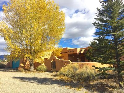 Photo for TRANQUIL GET AWAY between Taos & Ski Valley