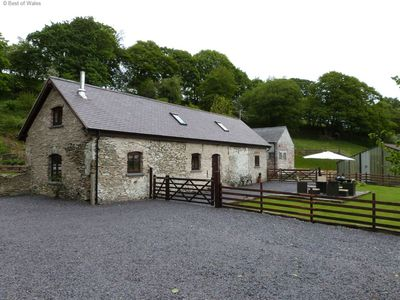 Photo for Rural Mold self catering accommodation for 8  - Near Offa's Dyke.