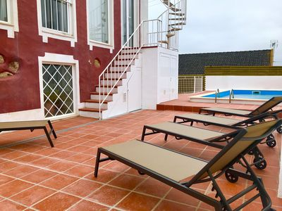 Photo for 5* Villa w/ private pool - Families & large groups - Wine region/vineyard tours