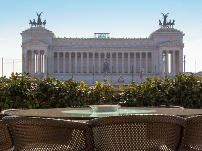 Photo for Amazing Penthouse Piazza Venezia
