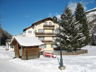 Photo for Apartment Haus Santa Lucia (SGD121) in Saas-Grund - 8 persons, 3 bedrooms
