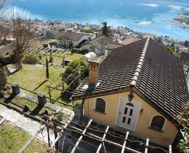 Photo for Typical, simple Ticino Rustico (60 m2) in a very quiet and sunny location