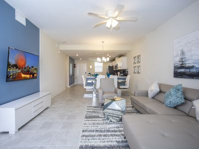Photo for Stunning 2 Bedroom Apartment with AquaPark 304