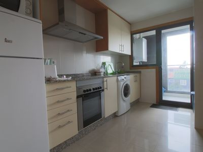 Photo for Apartment next to the beach, communal pool, 2 bedrooms. PA108