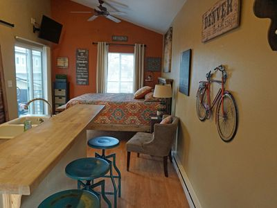 Photo for Industrial Old Town Bungalow w/ Free Cruiser Bikes