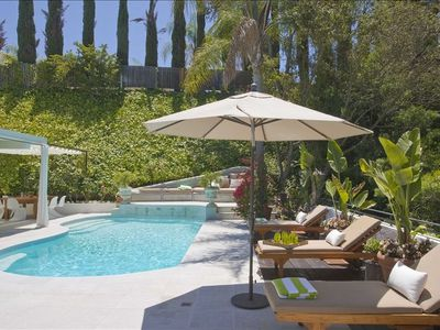 Photo for Live Like a Star in this Luxury FULLY staffed Beverly Hills Villa, 4BR+/5B