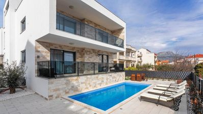 Photo for VILLA NICOLINA - HEATET POOL - SUN DECK WITH JACUZZI -