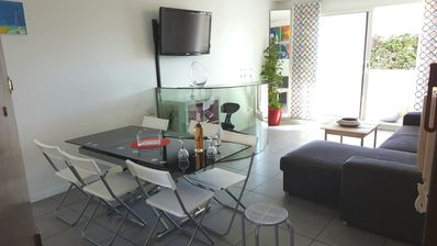 Photo for 2BR Apartment Vacation Rental in Hyères, Provence-Alpes-Côte d'Azur