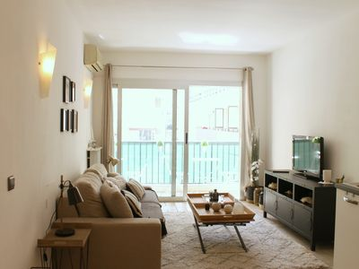 Photo for Nice and Cosy 1 Bedroom in a secured residence with balcony
