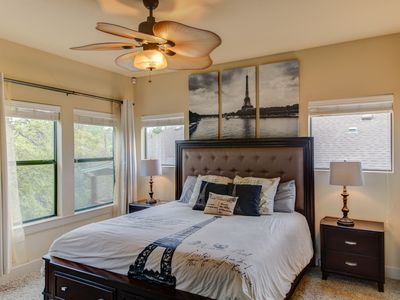 Photo for 30+ days Rental, quiet surroundings, deck and Jacuzzi, near golf course