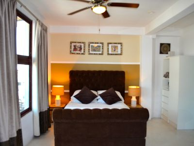 Photo for Feel the heart of Puerto Vallarta with Suites Rocco Cafe, 2 blocks from Malecon, Cathedral Church, etc, etc