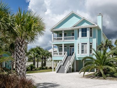Photo for HAVE A BALL with Kaiser in Escape: 5 BR/4 BA House in Orange Beach Sleeps 13