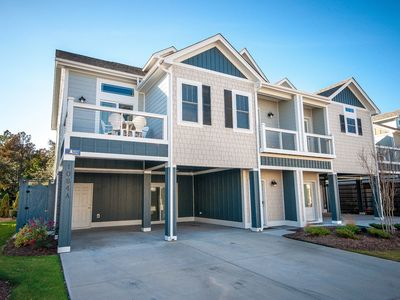 Photo for Island In The Sun at Beacon Villas, 4 Bedroom Luxury Townhouse w/ Private Community Amenities