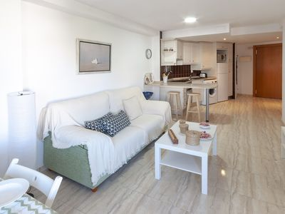 Photo for VEGA - Apartment with terrace in Grao de Gandia.