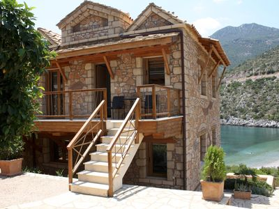 Photo for 2BR Apartment Vacation Rental in Arkadiko Chorio